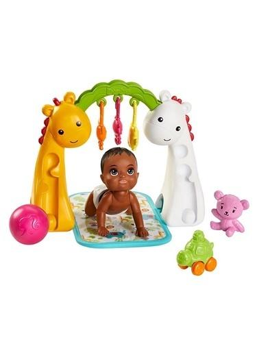 Barbie Bebek Bakıcısı Özellikli Minik Bebekler GHV83-GHV85 Renkli